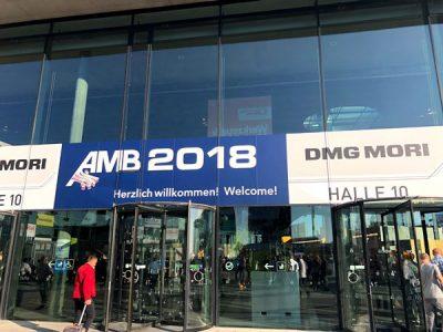 AMB 2018 Stuttgart, germany